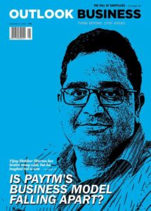 Outlook Business -Paytm Business model