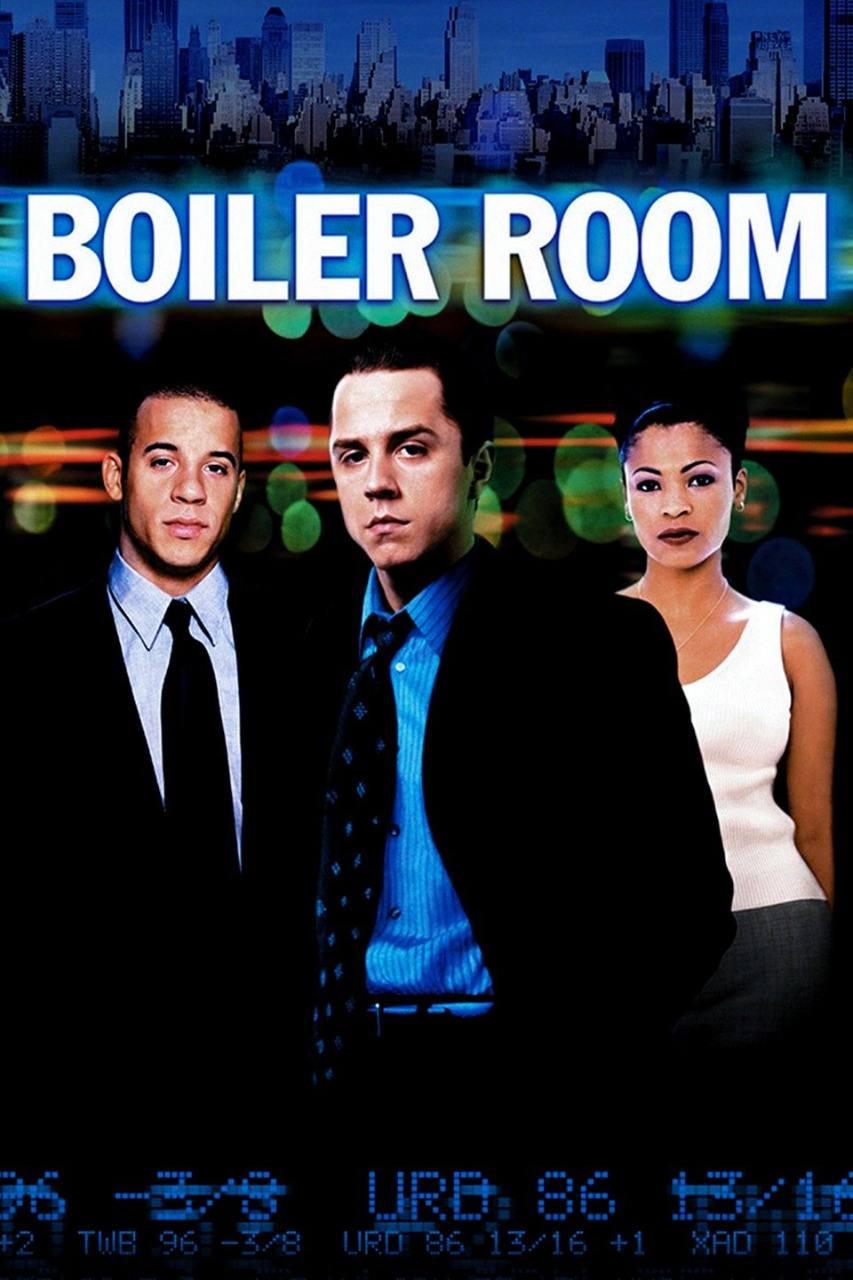 boiler room - stock market crime drama movie
