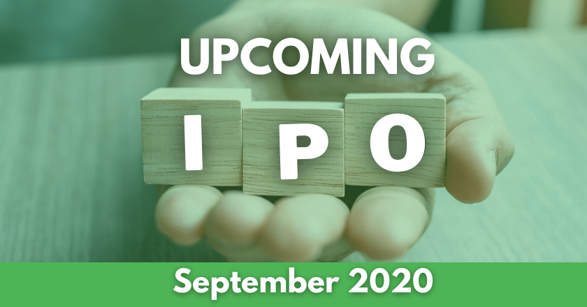 upcoming ipo list