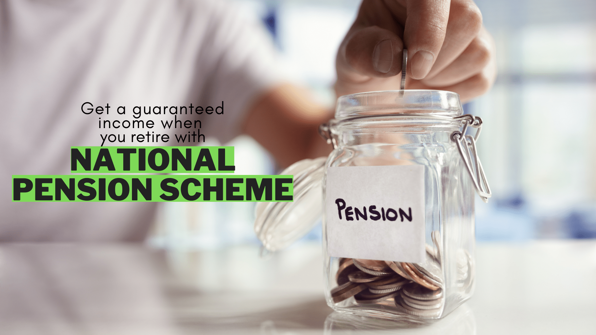 What is National Pension Scheme - Benefits, Tax Saving Investment and Plans